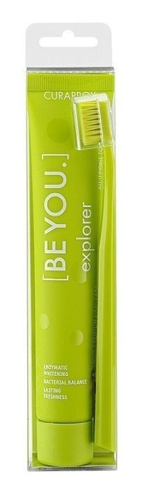 Curaprox Be You Explorer Green