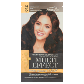 Joanna Multi Effect Color 12 Czekoladowy brąz