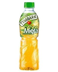 Tymbark Cytryna Mięta