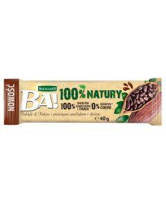 Bakalland BA! Daktyle&Kakao z Prażonymi Arachidami i Zbożem