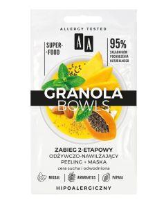 AA Granola Bowls