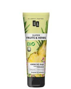 AA Super Fruits & Herbs Ananas i Szałwia