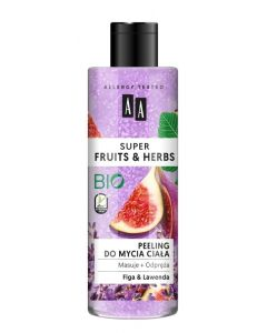 AA Super Fruits & Herbs Figa i Lawenda