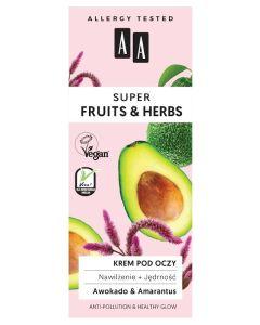 AA Super Fruit & Herbs Nawilżenie + Jędrność