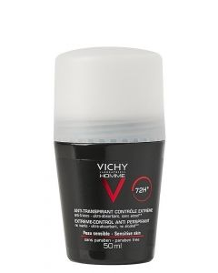 Vichy Homme Anti-Transpirant 72H Extreme-Controle