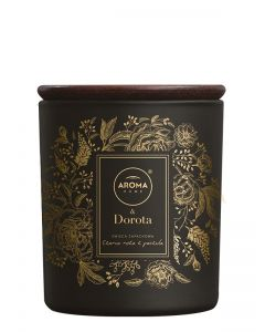 Aroma Home&Dorota Czarna Róża z Paczulą