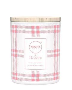 Aroma Home & Dorota Truskawki ze Śmietaną