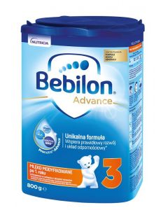 Bebilon 3 Pronutra-Advance