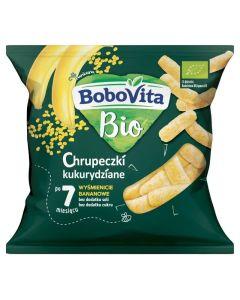 Bobovita Bio Kukurydziane Wyśmienicie Bananowe