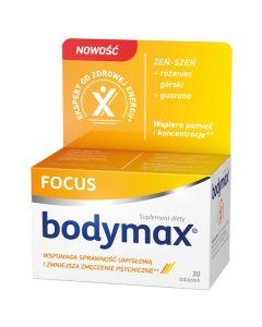 Bodymax Focus 30 Tabletek