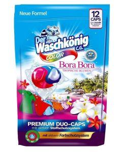 Der Waschkonig Duo-Caps Bora-Bora Color