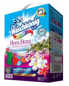 Der Waschkonig Bora-Bora Color