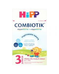 Hipp 3 Junior Combiotik