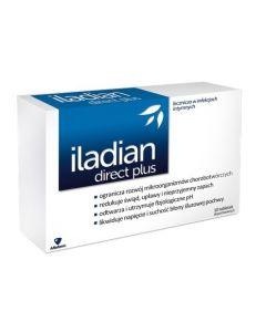 Iladian Direct Plus Tabletki Dopochwowe