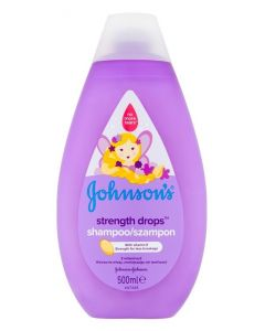 Johnsons Baby Strength Drops