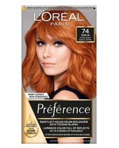 L'Oréal Preference 74 Dublin