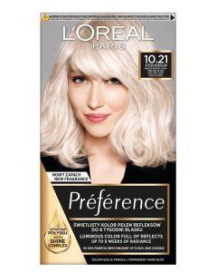 L'Oréal Preference Z2 10.21 Stokholm