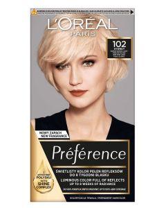 L'Oréal Preference 102 Sydney