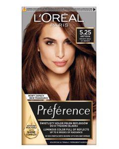 L'Oréal Preference M2 5.25 Antigua