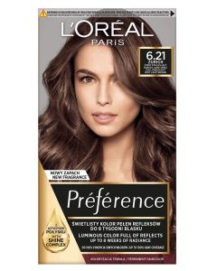 L'Oréal Preference 6.21 Zurich