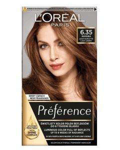 L'Oréal Preference 6.35 Havana
