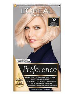 L'Oréal Preference 92 Warsaw