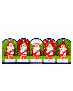 Lindt Santa Claus Mini XMASS
