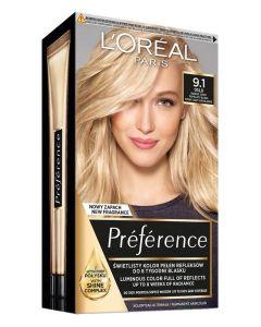 L'Oréal Preference 9.1 Oslo