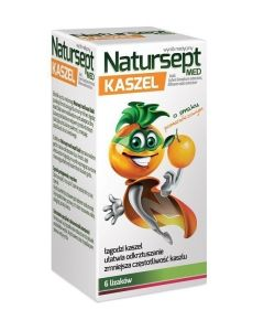 Natur-Sept Lizaki Kaszel