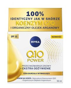 Nivea Q10 Power SPF15