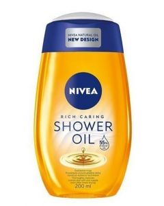 Nivea Bath Care Natural Oil