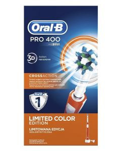 Oral-B Pro 400 Orange B