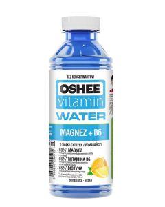 Oshee Vitamin Water Magnez+B6