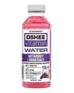 Oshee Vitamin Water Witaminy + Minerały