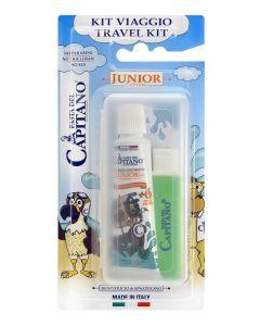 Pasta Del Capitano Travel Kit Junior 6+