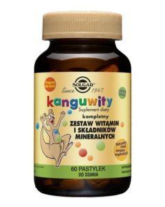 Solgar Kanguwity Owoce Tropikalne