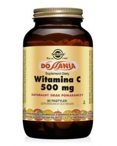 Solgar Witamina C 500 mg