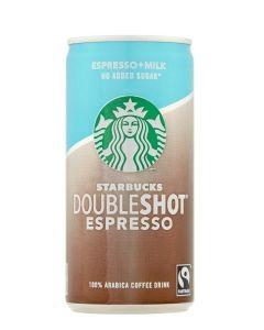 Starbucks Doubleshot No Added Sugar