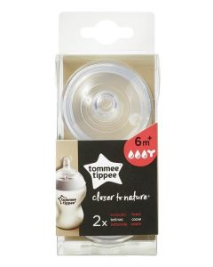 Tommee Tippee Closer to Nature 6m+
