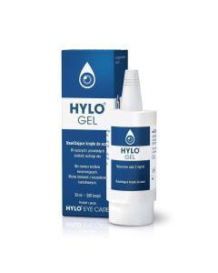 Hylo-Gel 0,2% Krople do oczu 10 ml