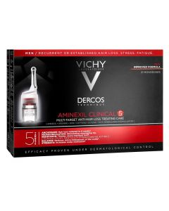 Vichy Dercos Aminexil Clinical 5 MAN