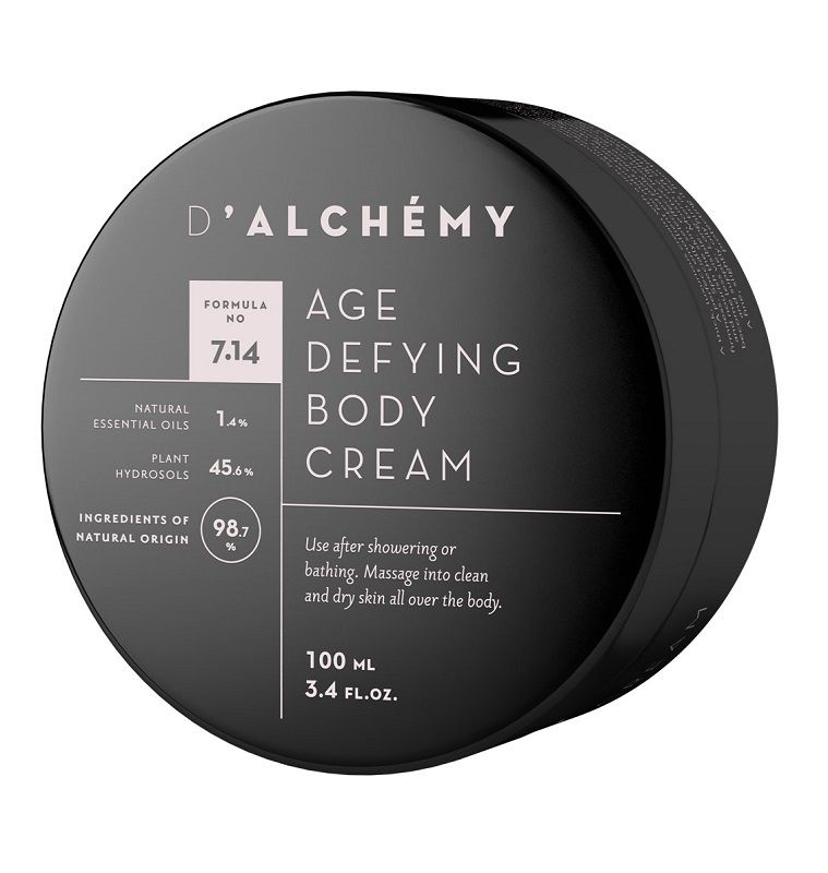 D`Alchémy Age Defying Body Cream