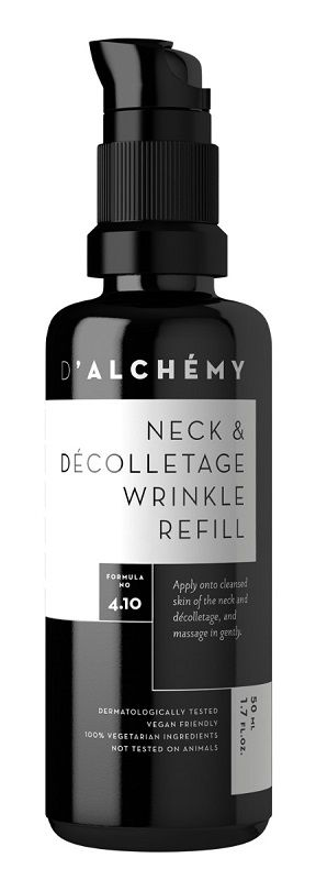 D`Alchémy Neck & Decolletage Wrinkle Refill