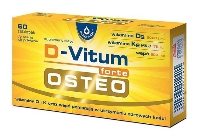D-Vitum Forte Osteo