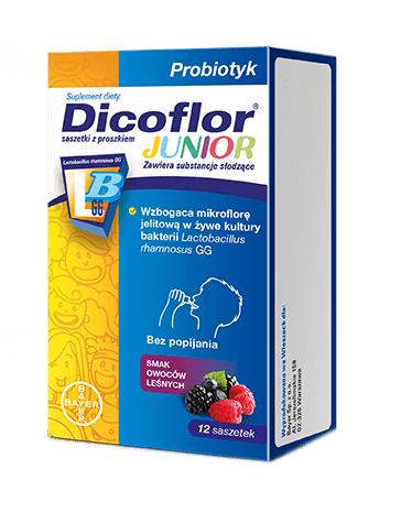 Dicoflor 30 Junior 12 Saszetek