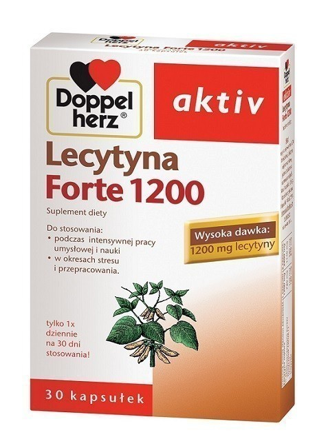 Doppelherz aktiv Lecytyna Forte
