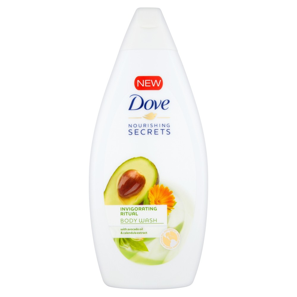 Dove Invigorating Avocado