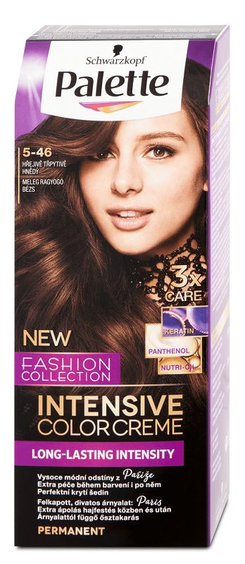 Palette Intensive Color Creme 5-46