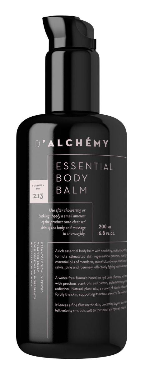 D`Alchémy Essential Body Balm