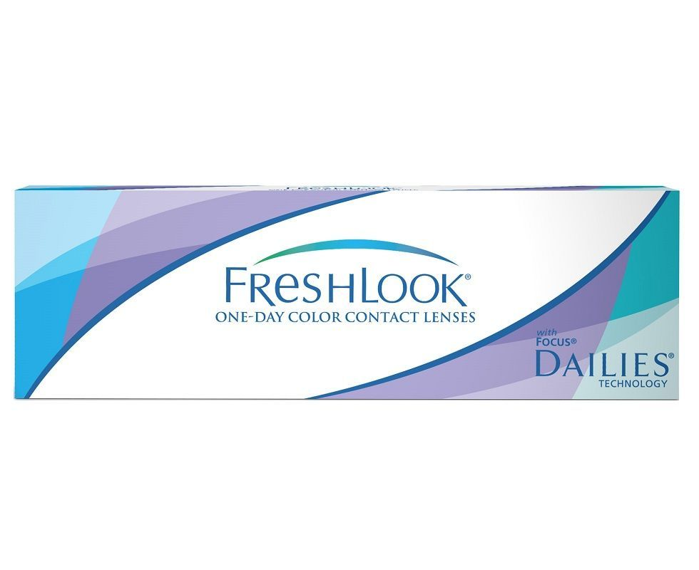 Freshlook One Day Grey